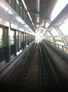 first metro trip