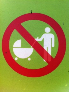 no bbq ing the baby